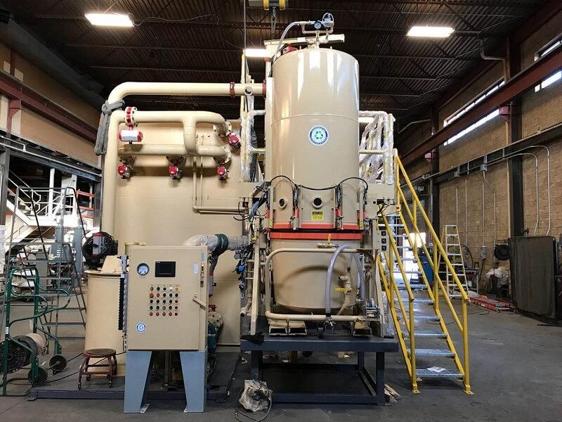 Pre Coat Filtration System